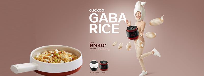 Nồi cơm điện Cuckoo Gaba rice