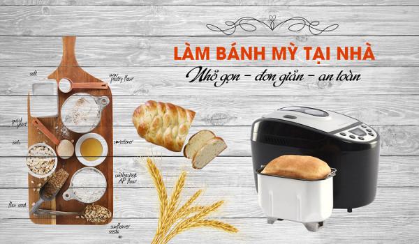 Banner Máy nướng bánh mỳ (Trái)