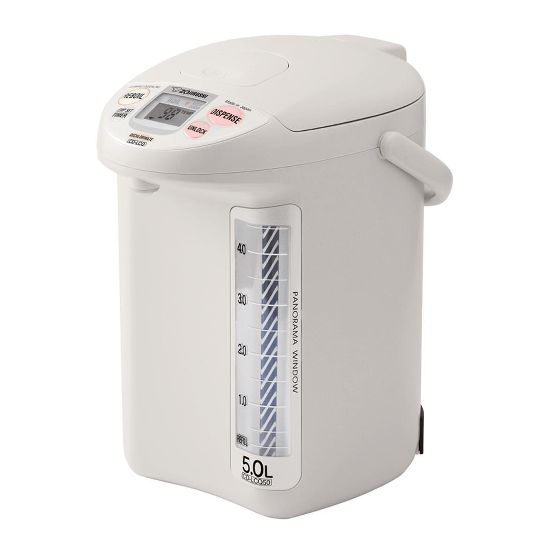 Bình thủy điện Zojirushi ZOBT-CD-LCQ50-TK dung tích 5.0 lít   Cáp Viễn  thông Hà Nội